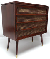 Mid Century Modern Rca Orthophonic High Fidelity Record player with Fm Tuner