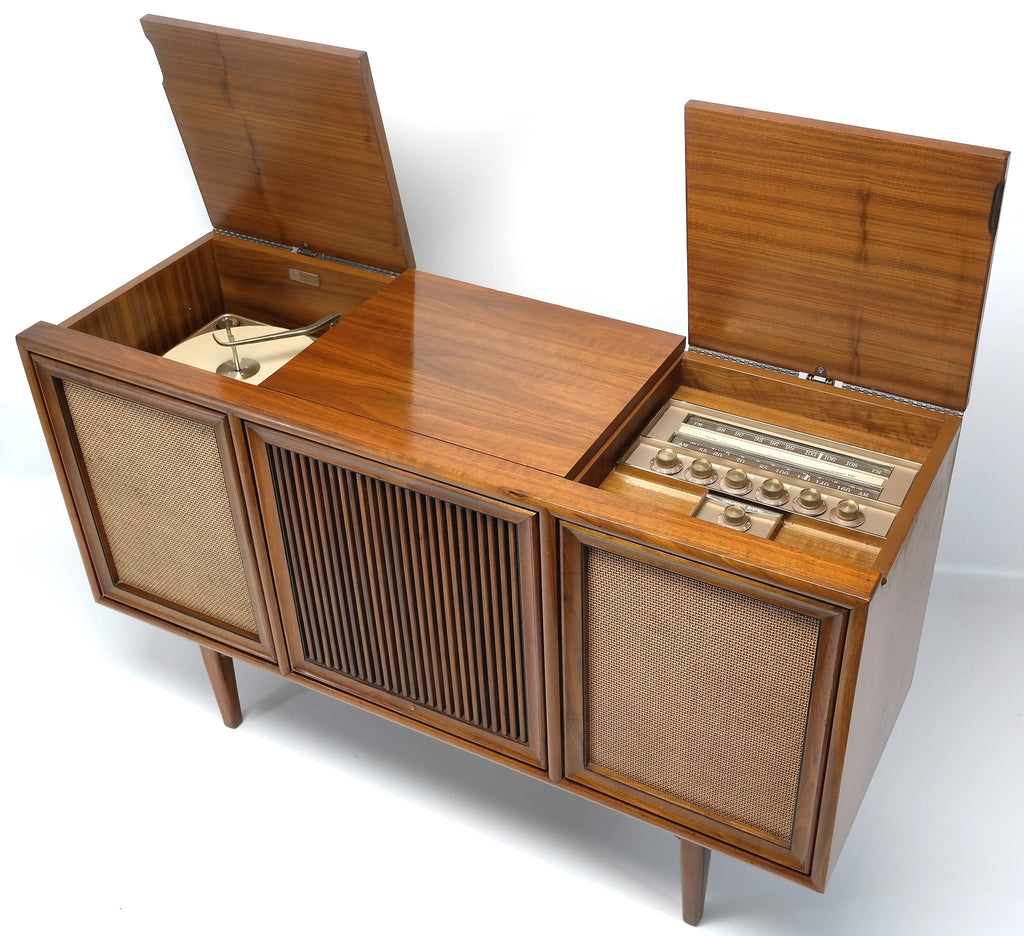 mid century modern rca stereo console 50 s mid century rca record