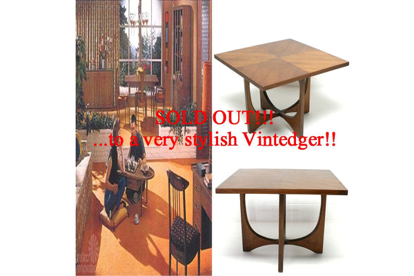SOLD - 1960's Mid Century Table