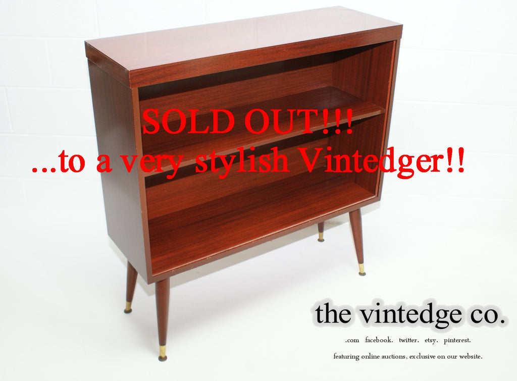 SOLD - 50's Mid Century Sideboard Cabinet