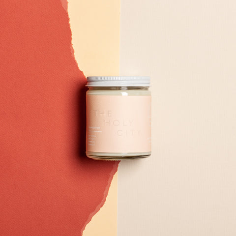42 Pressed | HOLY CITY candle