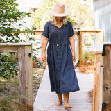 HAVEN DRESS | vintage black