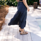SAVANNAH SKIRT | vintage black