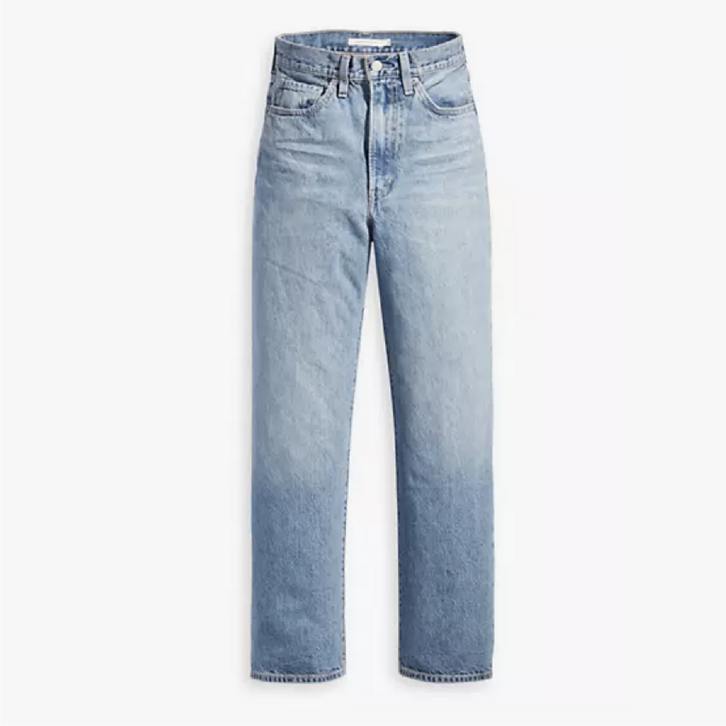 Levi's | WELLTHREAD COTTONIZED HEMP RIBCAGE STRAIGHT | moon stone hemp