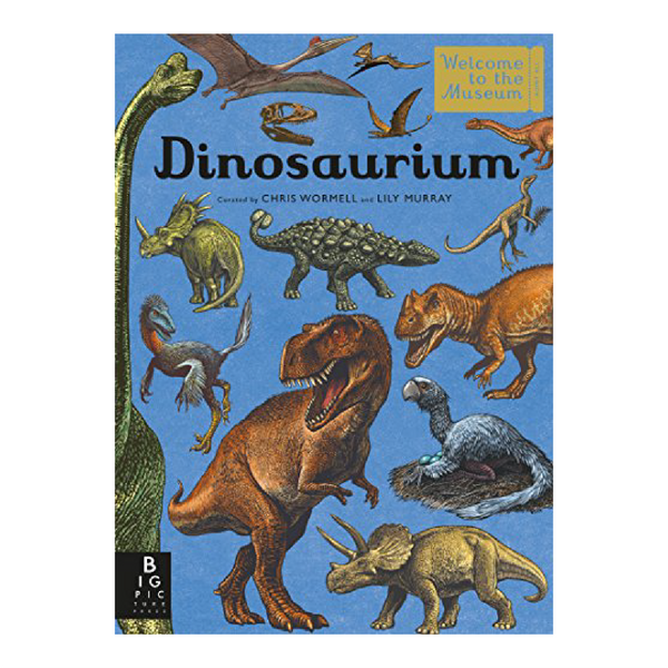 DINOSAURIUM | Chris Wormell & Lily Murray