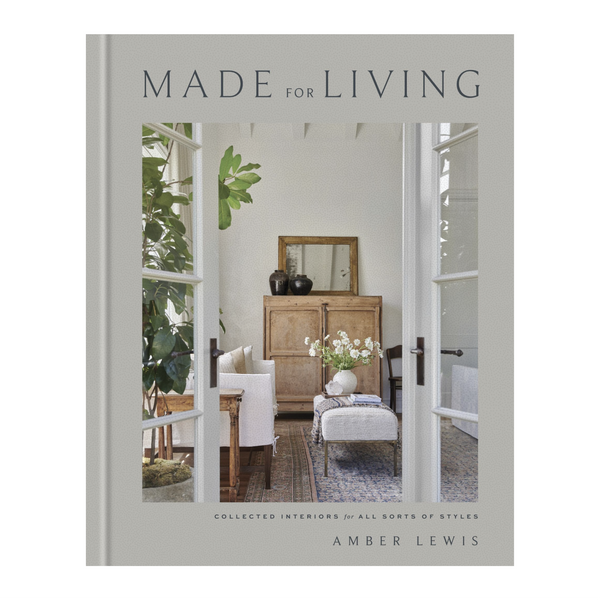 Amber Lewis | MADE FOR LIVING