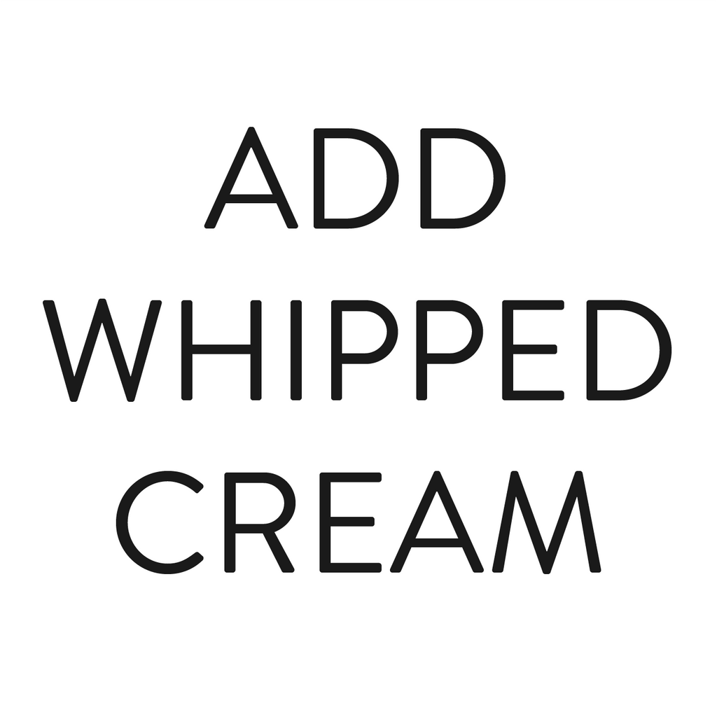 whipped cream (subscription)