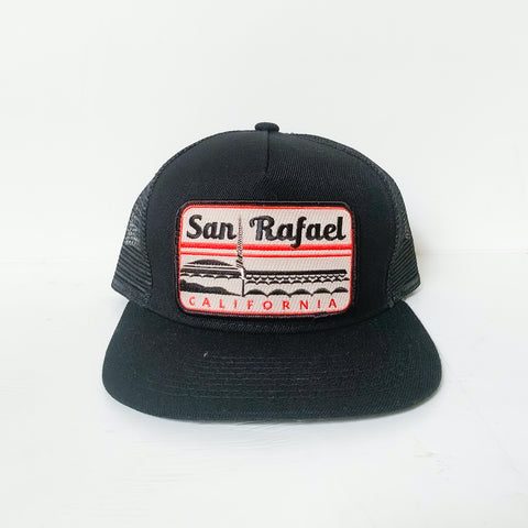 Bart Bridge | SAN RAFAEL | pocket hat