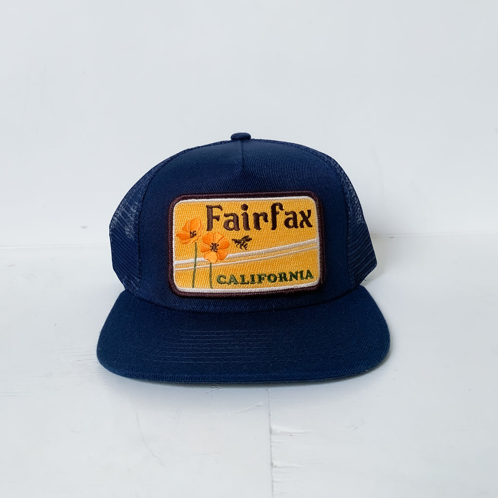 Bart Bridge | FAIRFAX pocket hat