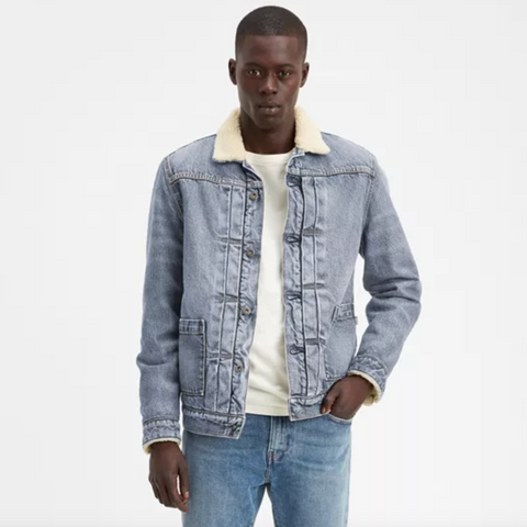 Levi's | TYPE II SHERPA TRUCKER JACKET | ice pick