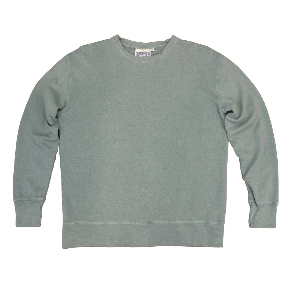 Jungmaven | TAHOE SWEATSHIRT | clay green