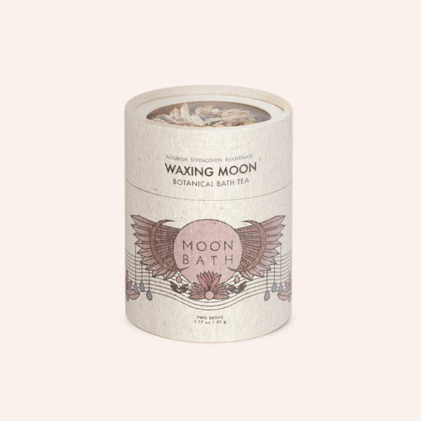 Moon Bath | Waxing Moon Bath Tea | 8oz