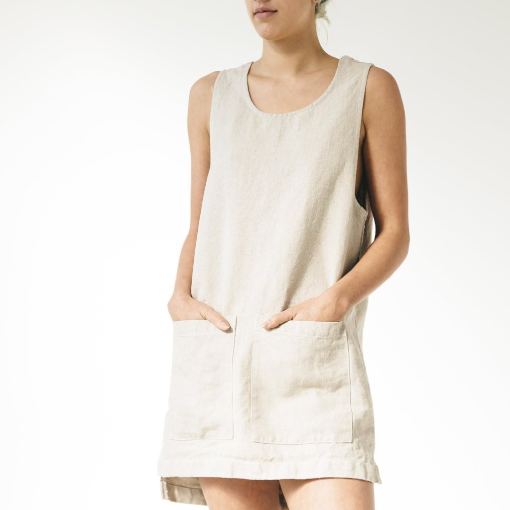 Jungmaven | ASPEN dress | canvas