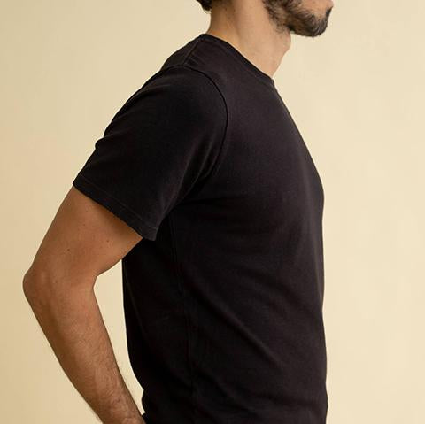 Jungmaven | BAJA tee | washed black