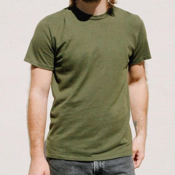 Jungmaven | BAJA tee | supply green