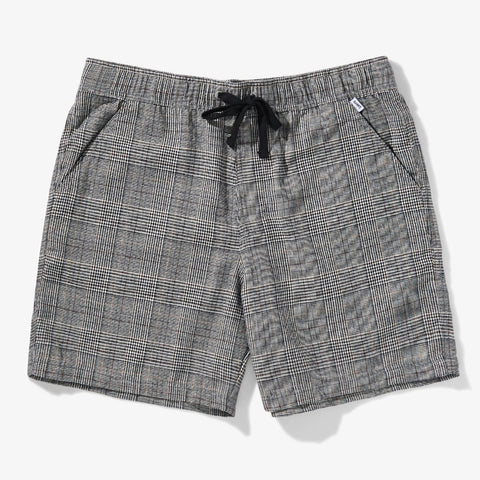 Banks Journal | BARNABY walkshort | dirty black
