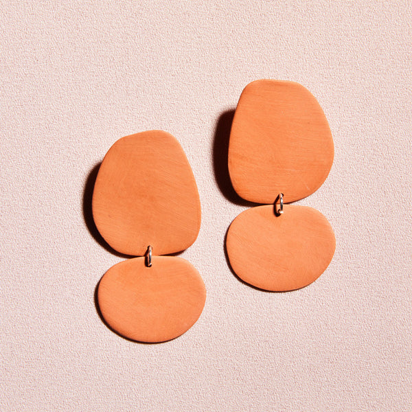 Four Eyes Ceramics | BIG BLOB EARRINGS