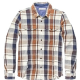 Outerknown | BLANKET shirt | juneau plaid