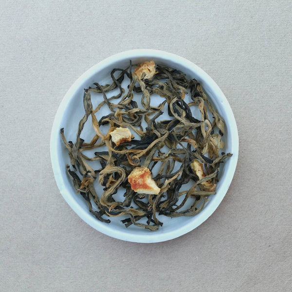 Leaves and Flowers | Earl Grey | 3 oz. bag