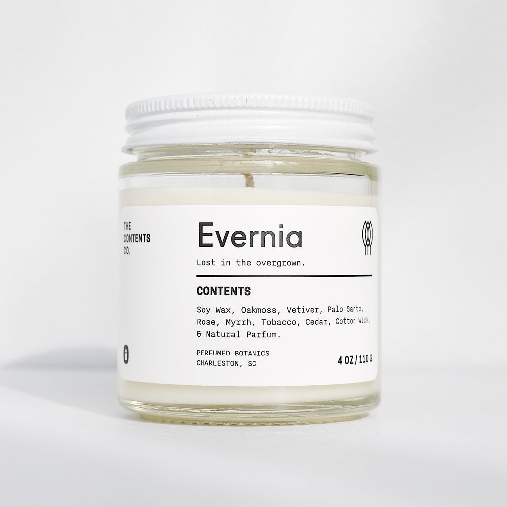 The Contents Co. | EVERNIA candle
