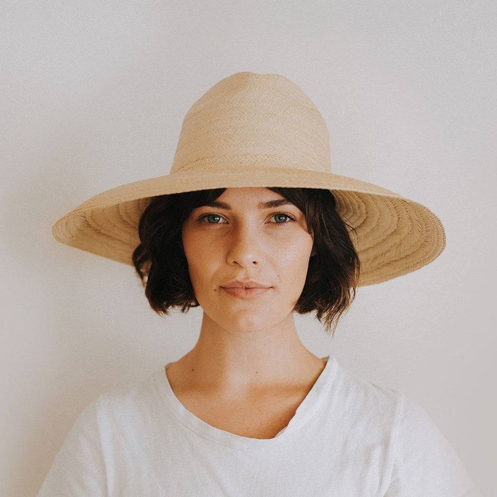 Freya | STRAW HAT | wheat