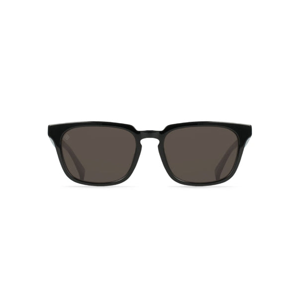 HIRSCH - Crystal Black/Smoke Brown Polarized