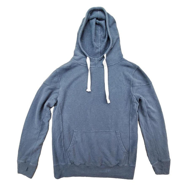 Jungmaven | MAUI hooded sweatshirt | diesel gray