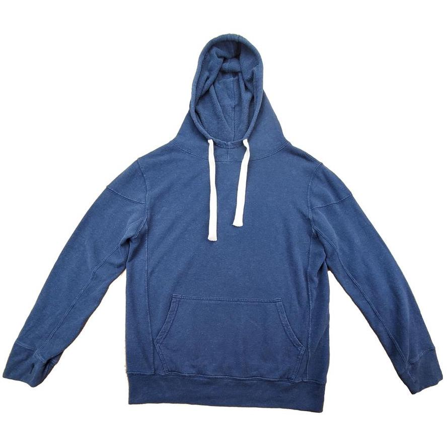 Jungmaven | MAUI hooded sweatshirt | navy