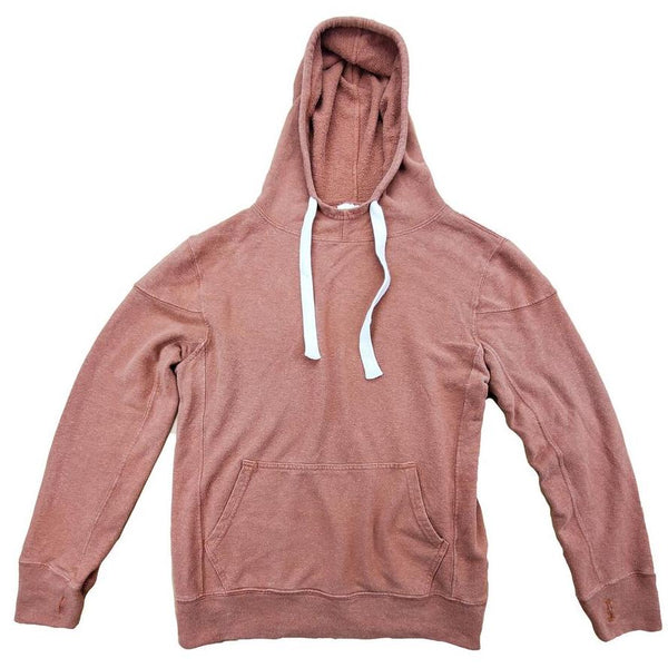 Jungmaven | MAUI hooded sweatshirt | terracotta