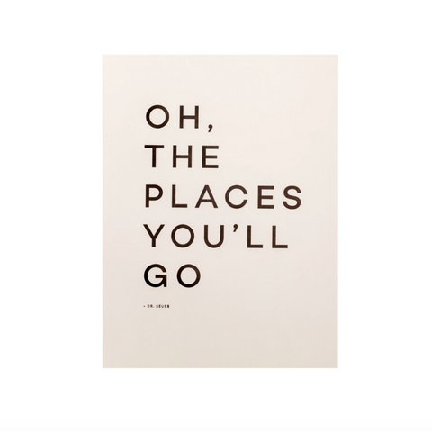 42 Pressed | TRAVEL QUOTE PRINT | no. 3