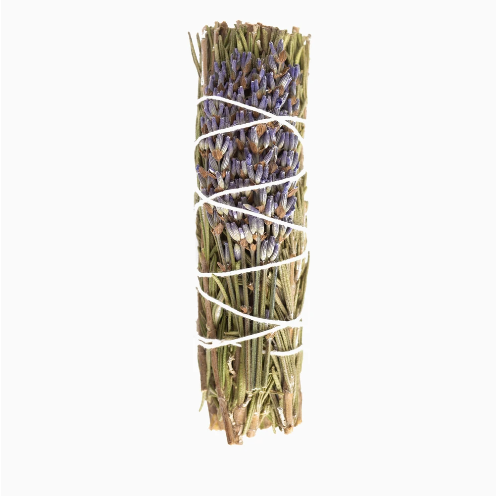 Kindred Row | SAGE SMUDGE STICK | rosemary and lavender