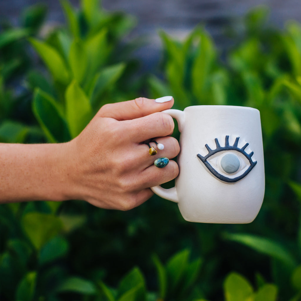 Latch Key | WAKING EYE MUG