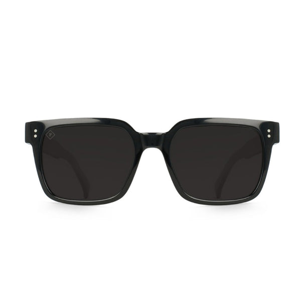 RAEN | WEST | Crystal Black/Smoke Polarized