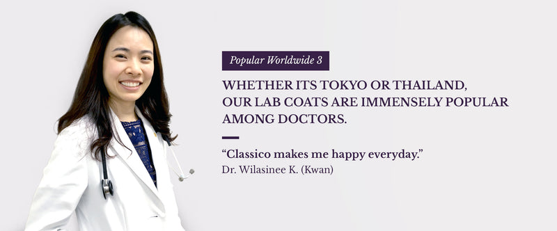 Classico's Interview with Dr. Kwan