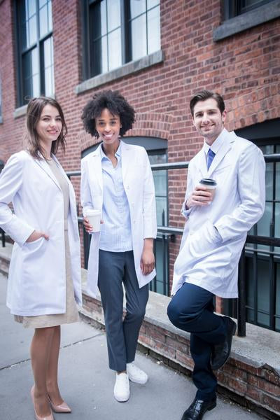 CREATING THE BEST LAB COAT AND SCRUBS