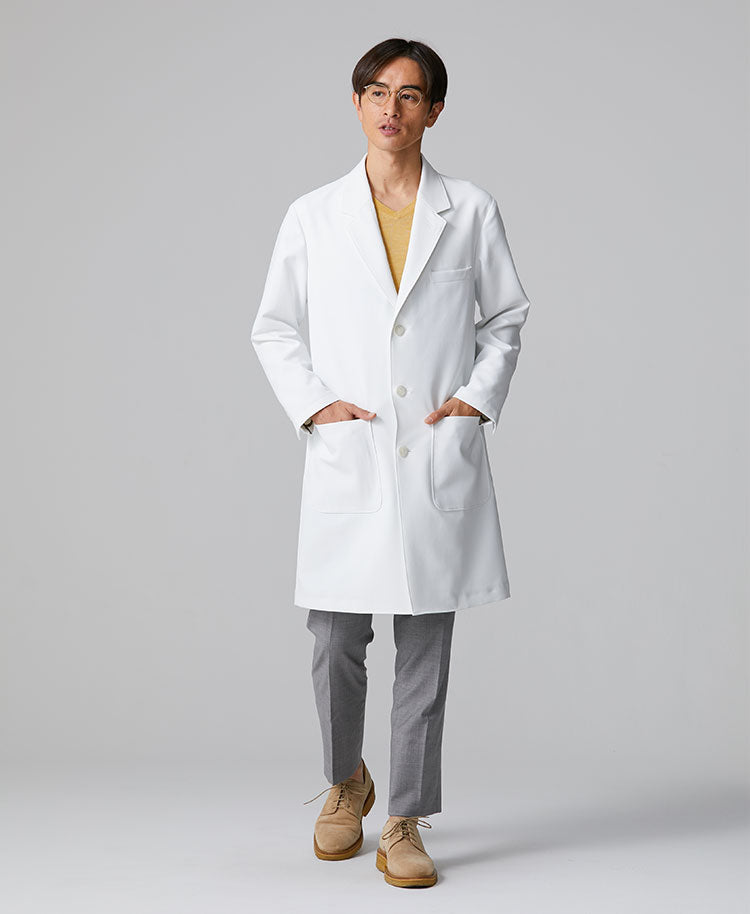Men's Lab Coat: Urban Lab Coat