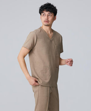 Mens's TRO scrub tops