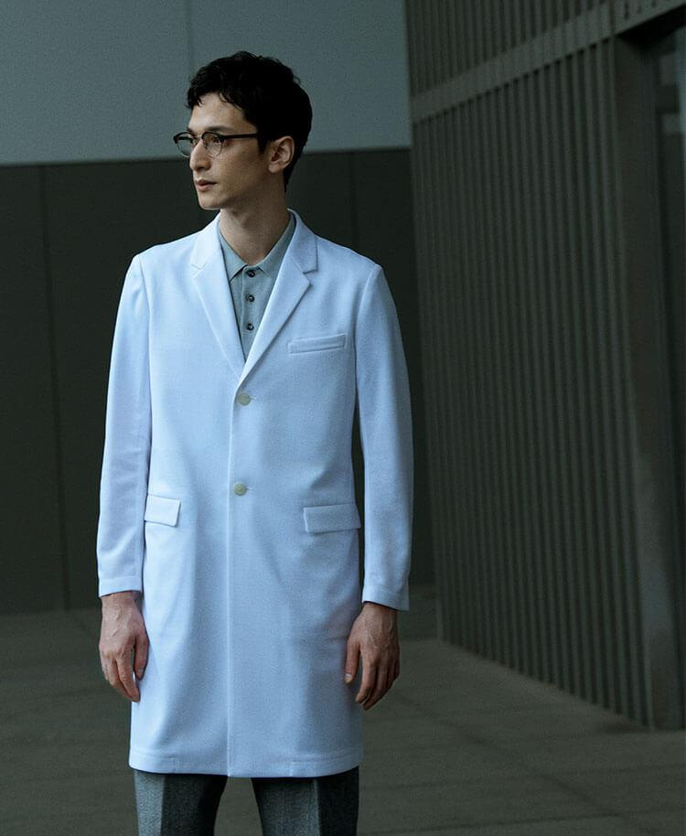 Men's Washi Lab Coat