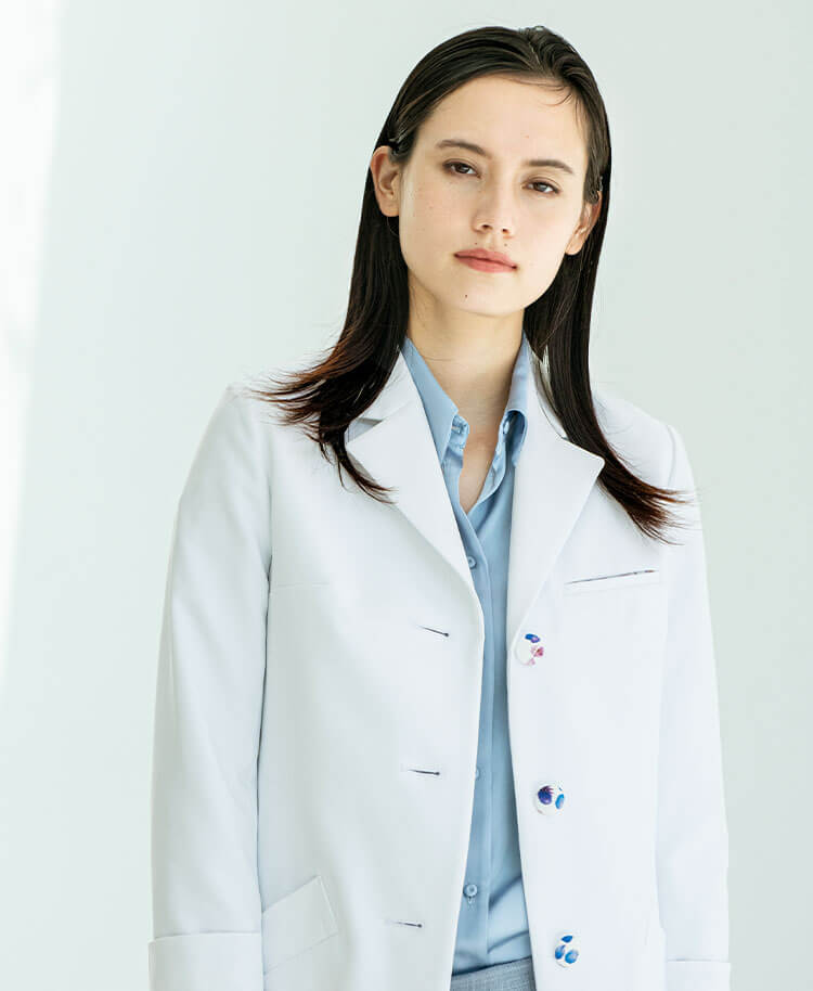 Women's Lab Coats: Plantica / LAB Coat
