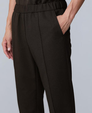 Men's Jacquard Scrub Pants