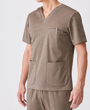 Classico Men's Scrub Tops DECO