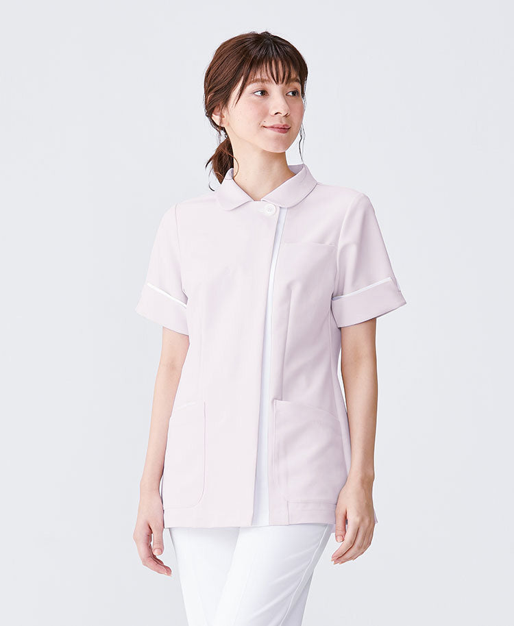 Nurse Wear: Layered Sleeve Top