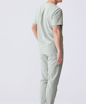 Men's Surgical Gown: Scrub Tops Cool Tech Men's Scrub Top- Classico