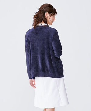 "Classico Women`s Nurse Wear: ""Smoothie"" Nurse Cardigan"