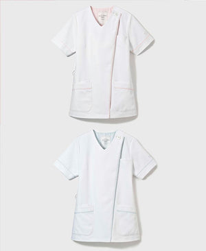 Classico Women`s Nurse Wear: Bias Bordered Scrubs Medical > Scrubs > Nurse Wear: Bias Bordered Scrubs > Women`s- Classico