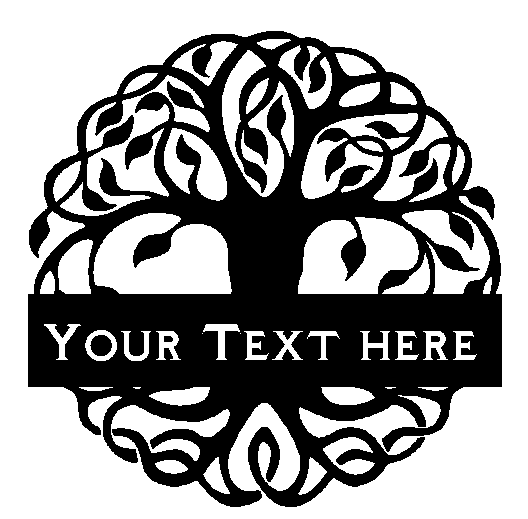 Tree of Life with Text