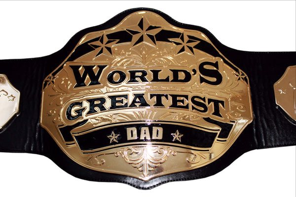 5 World's Greatest Dad Belts