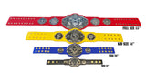 Mini Beer Pong Championship Belt - Custom Text