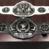 Fully Custom Championship Belt