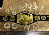 Bling Custom Championship Belt